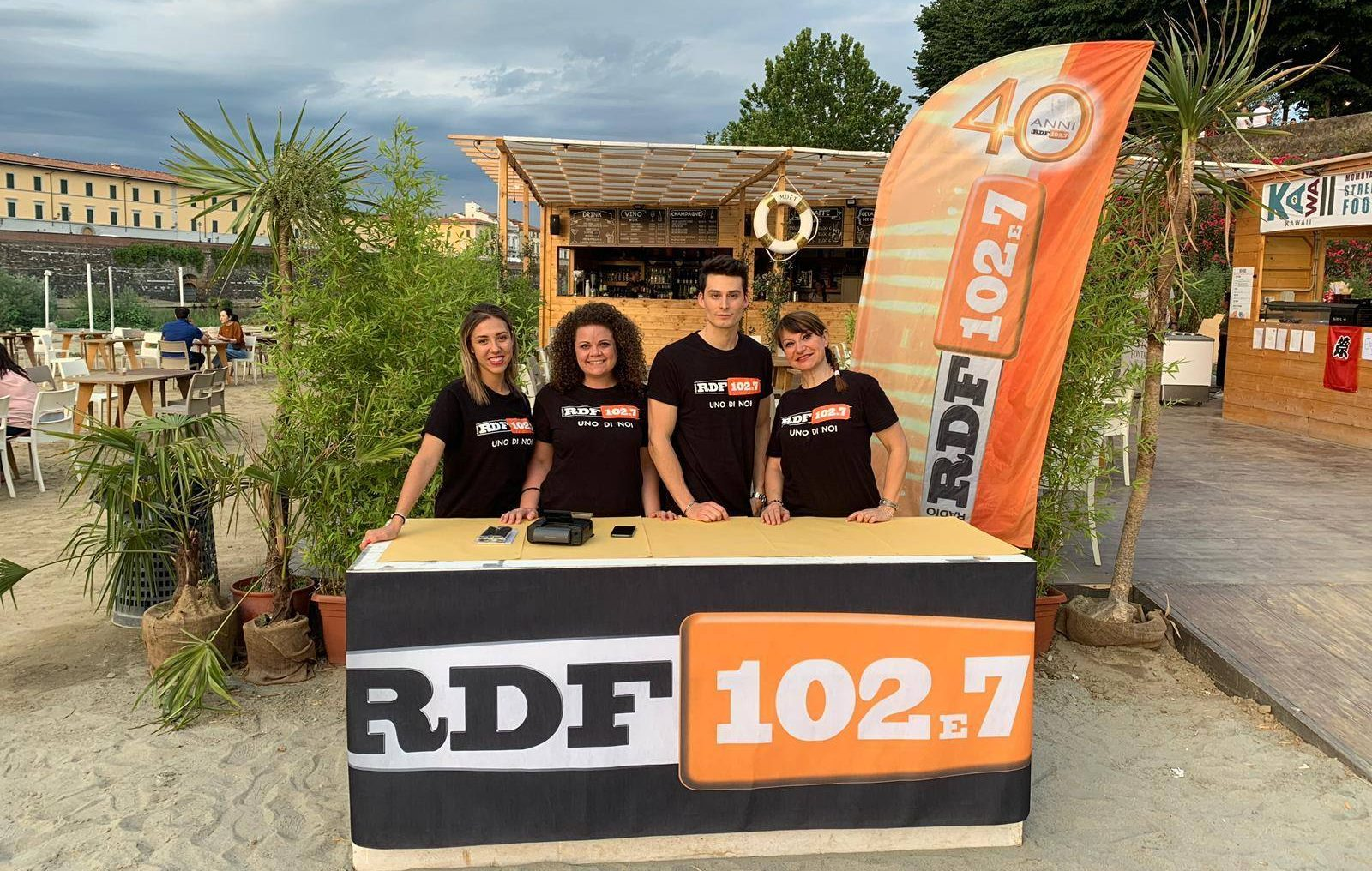 rdf_team spiaggetta